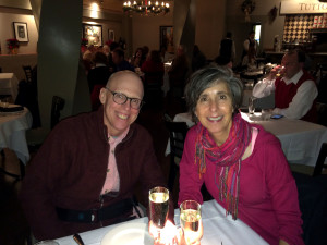 John and Patti celebrate 23 years of wedded bliss!